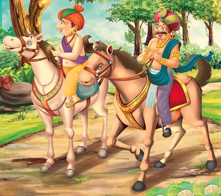 Tenali Rama And The Racing Horse.jpg