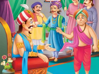 Tenali Rama Story: Reward And Punishment