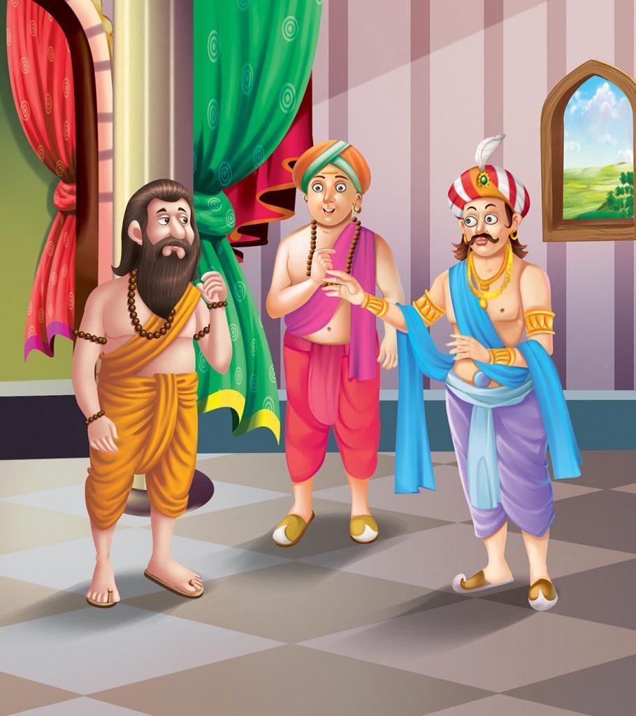 Tenali Rama Story: Tenali Rama And The Great Pundit
