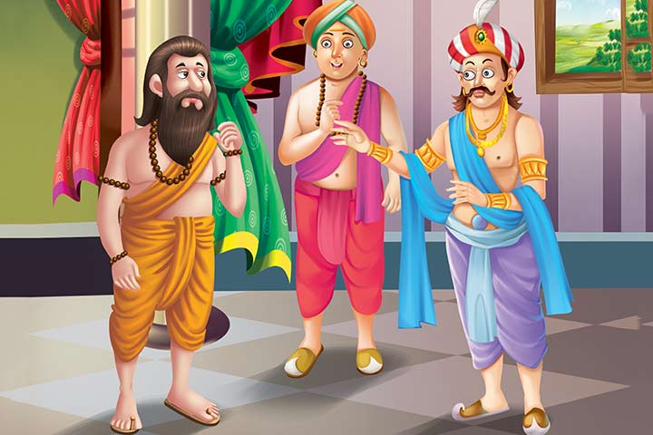 Tenali Rama Story Tenali Rama And The Great Pundit1