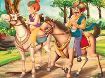 Tenali Rama Story: Tenali Rama And The Racing Horse
