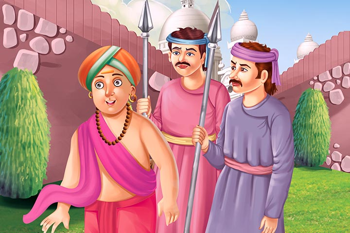 Tenali Rama Story Tenali Rama Outwits the Guards