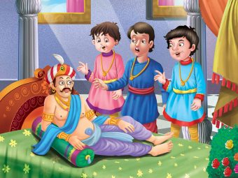Tenali Rama Story: The King's Dream About The Palace