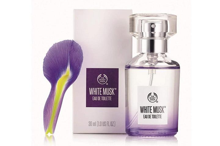 The Body Shop White Musk Eau De Toilette Perfume