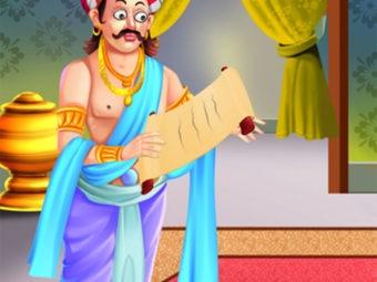 Tenali Rama Story: The Cursed Man