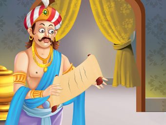 Tenali Rama Story: The Cursed Man