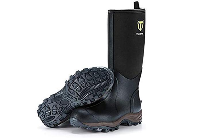 TideWe Rubber Neoprene Boots Men and Women