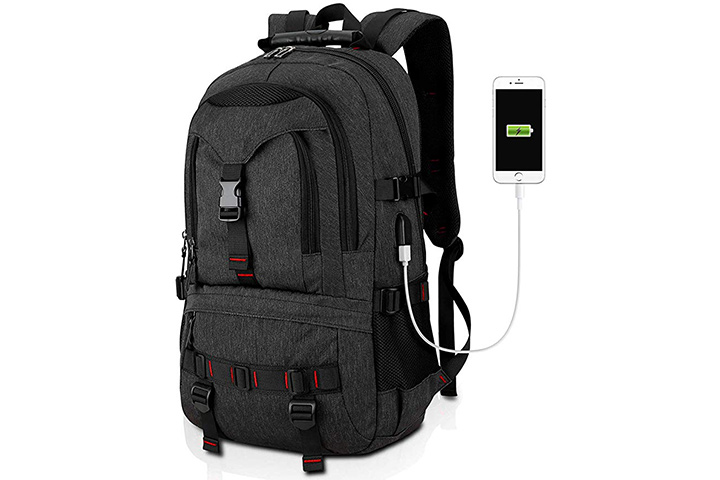 To code Laptop Backpack