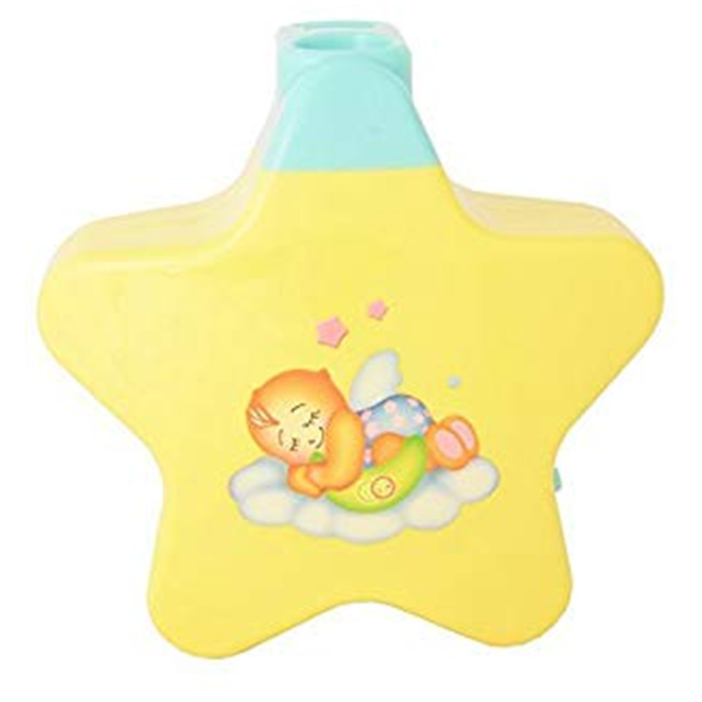 Toyshine Baby Sleep Projector with Star Light Show