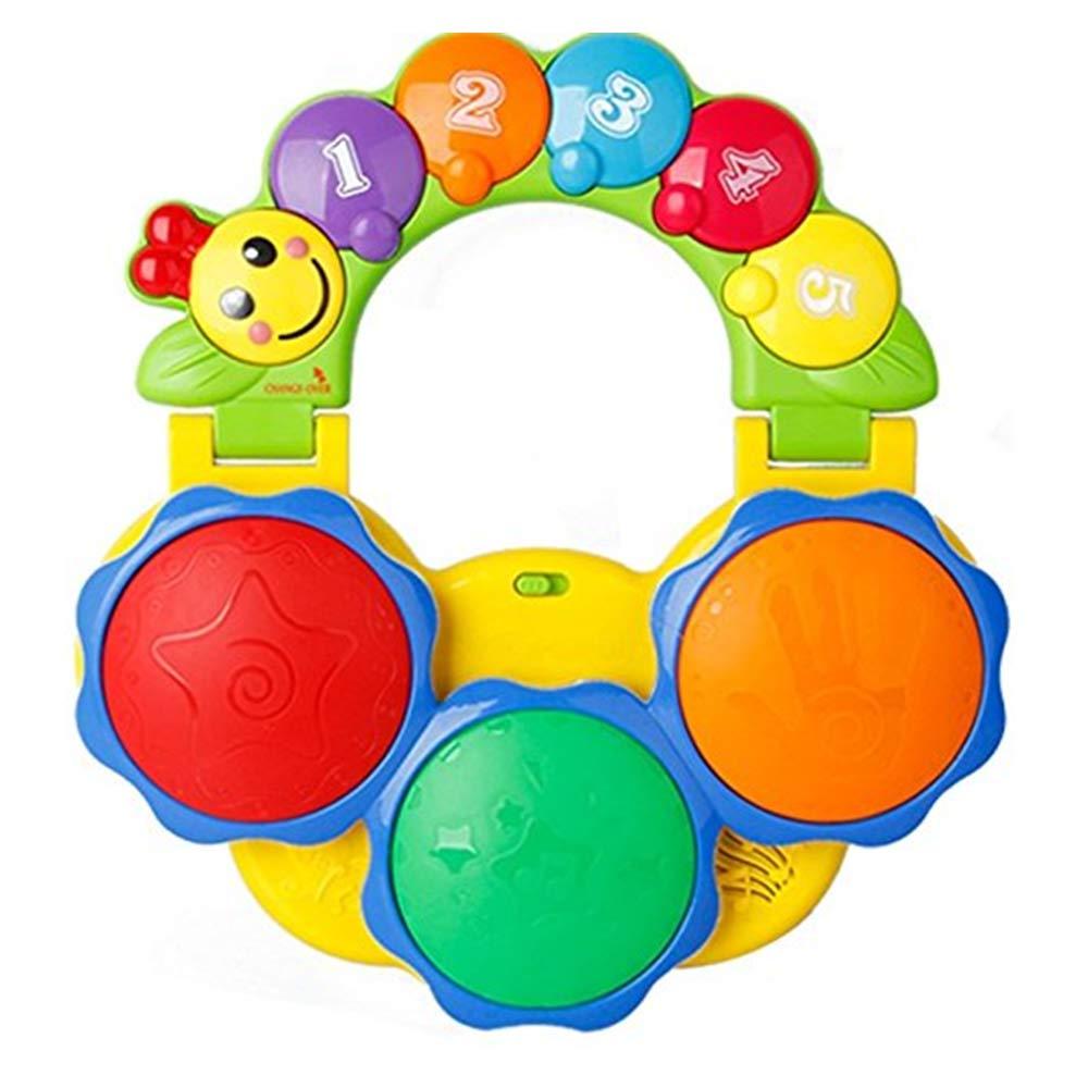 Toyshine Educational Drum Musical toy