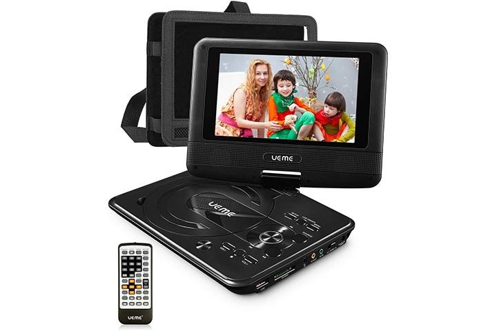 UEME Mini DVD Player for Kids