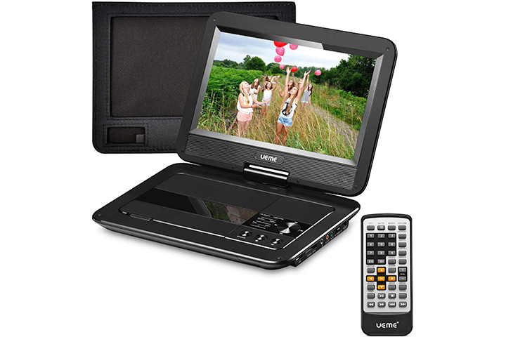 UEME Portable DVD Player
