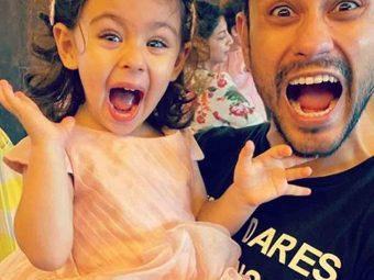 Video: Kunal Kemmu & Daughter Inaaya Kemmu Have The Cutest Father-Daughter Banter