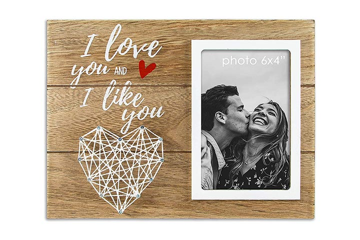 Vlight Picture Frame