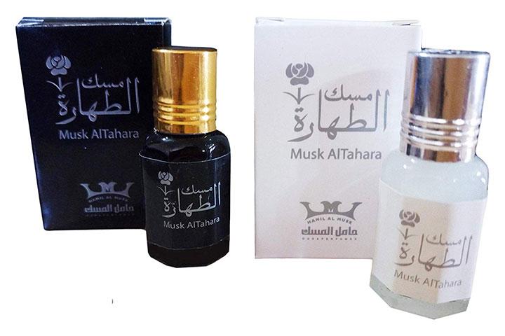 Women Musk Al Tahara Pure Saudi Altahara Perfume