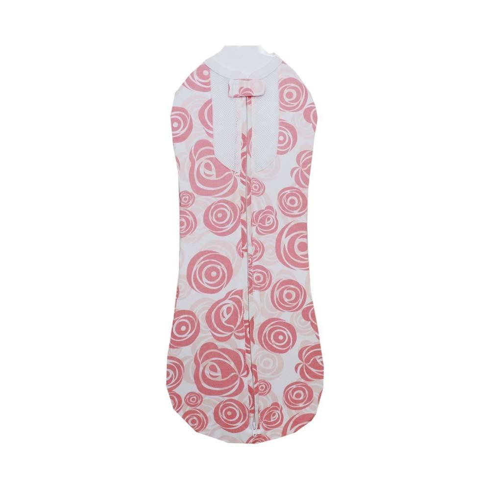 Woombie Air NB Roses Blanket