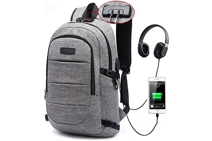 ZOESHOP Laptop Backpack