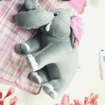 Ultra Elephant Soft Toy-Elephant soft toy best friend of baby-By garimabagga