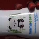 Mamaearth Daily Moisturizing Lotion and Mineral Based Sunscreen-Mamaearth lotion-By dharanirajesh16