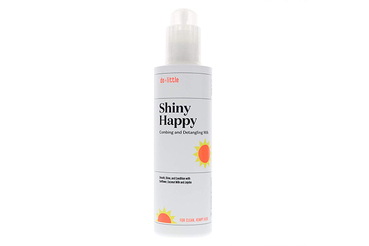 do+ Little Shiny Happy Kids Detangler And Leave-in Conditioner Spray