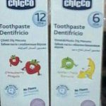 chicco baby toothpaste-Toothcarecombo-By jayasree0806