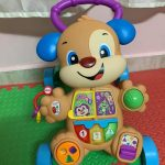Fisher Price Learn With Puppy Walker-Puppy walker-By reshmashenoy