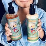 Cocomo Natural - Face & Body Wash for Kids-Cocomo natural-By dharanirajesh16