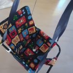 Mothertouch 2 In 1 Swing With Safety Harness Teddy Print-Safety harness swing-By anita_jadhav_dhamne