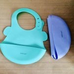 KidDough Waterproof Silicone Bib-Great bib for kids-By deepashree14