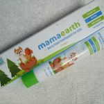 Mamaearth Berry Blast Toothpaste For Kids-Blast of freshness and goodness in toothpaste-By shilpachandel14