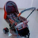 Babyhug Cosy Cosmo Stroller-Easy to carry stroller-By shilpachandel14