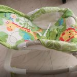 Fisher Price New Infant to Toddler Rocker-Good one-By asiya0115