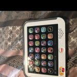 Fisher Price Laugh And Learn Smart Stages Tablet-Not a real touch screen-By sumi