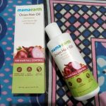 Mamaearth Onion Hair Oil-Solution for every lady-By shilpachandel14