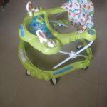 Sunbaby Butterfly Baby Walker-Nice green Walker-By sumi