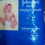 Johnson's Baby Nappy Pads-Nappy pads-By kalyanilkesavan