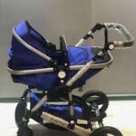 Babyhug 2 in 1 Royal Ride Stroller Cum Convertible Carry Cot-Modern and innovative stroller-By shilpachandel14