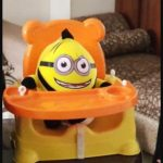 Mee Mee 2 in 1 Infant And Toddler Booster Seat-Nice mee mee seat-By sumi