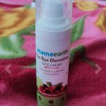 Mamaearth Bye Bye Blemishes Face Cream-Bye bye blemishes-By asiya0115