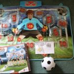 Worlds Apart Football Challenge Electronic Scoring Mat-Great mate-By sumi