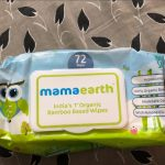 Mamaearth  Organic Bamboo Based Baby Wipes-Organic wipes-By asiya0115