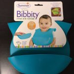 Summer Infant  Rinse and Roll Portable Bib-Nice bib-By sumi