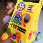 Shumee Musical Activity Baby Walker-My baby loves its-By sumi