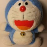 Doraemon Smiling Soft Toy-Love for doraemon-By sumi