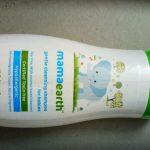 Mamaearth Gentle Cleansing Shampoo For Babies-Baby shampoo-By asiya0115
