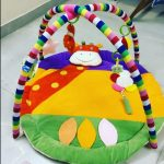 Ole Baby Twist And Fold Tortoise Shape Play Gym-Colorful play gym-By sumi
