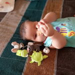 Kuhu Creations Animal Finger Puppets Pack-Loved it-By akki2019