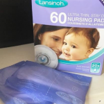 Lansinoh Washable Nursing Pads with Superior Absorbency and Ultra-Soft Comfort-Provides utmost comfort-By aden