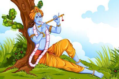 श्री कृष्ण और सुखिया मालिन की कहानी | Shri Krishna Aur Fal Bechne Wali