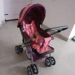 Babyhug Cosy Cosmo Stroller-Stroller-By anita_jadhav_dhamne